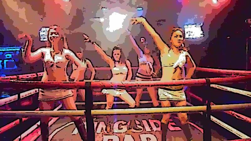 girls in ring - photo 1-1